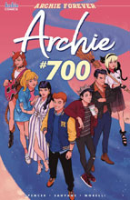 Image: Archie #700 (cover G - Mok) - Archie Comic Publications