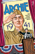Image: Archie 1941 #3 (cover A - Krause) - Archie Comic Publications