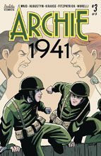 Image: Archie 1941 #3 (cover B - Charm) - Archie Comic Publications