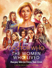 Image: Doctor Who: Women Who Lived - Goodnight Stories HC  - BBC Books
