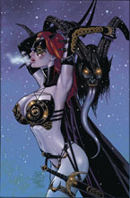 Image: Tarot: Witch of the Black Rose #113 - Broadsword Comics