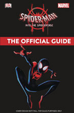 Image: Marvel Spider-Man: Into Spiderverse Official Guide  - DK Publishing Co