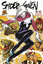 Image: Spider Gwen #1 (variant DFE cover - Greg Land) - Dynamic Forces
