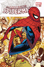 Image: Amazing Spider-Man #1 (variant DFE cover - Greg Land) - Dynamic Forces