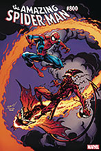 Image: Amazing Spider-Man #800 (variant DFE cover - Bagley) (DFE signed) - Dynamic Forces