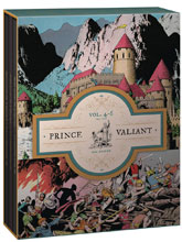 Image: Prince Valiant Box Set Vol. 04-06  (1943-1948) HC - Fantagraphics Books