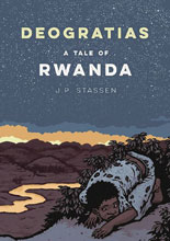 Image: Deogratias: Tale of Rwanda HC GN  (Re-issue) - First Second (:01)