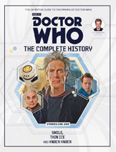 Image: Doctor Who Complete History Vol. 84: 12th Doctor Stories  (264-265) HC - Hachette Partworks