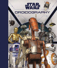 Image: Star Wars: Droidography HC  - Harper Collins Publishers