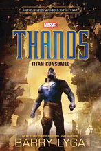 Image: Marvel Thanos: Titan Consumed Young Adult Novel HC  - Little Brown Book For Young Re