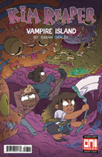 Image: Kim Reaper: Vampire Island #4 - Oni Press Inc.