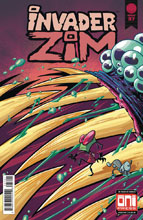 Image: Invader Zim #37 (cover B - Stresing) - Oni Press Inc.