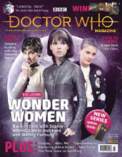 Image: Doctor Who Magazine #532 - Panini Publishing Ltd