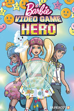 Image: Barbie Video Game Hero #1 HC  - Charmz