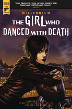 Image: Girl Who Danced with Death SC  - Titan Comics