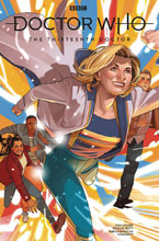 Image: Doctor Who: The 13th Doctor #2 (cover C - Stott) - Titan Comics