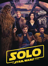 Image: Solo: A Star Wars Story Ultimate Guide SC  - Titan Comics