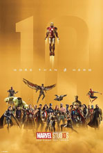 Image: Marvel Studios: First 10 Years  (PX cover) - Titan Comics