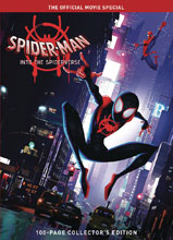Image: Spider Man: Into the Spider-Verse Movie Special HC  - Titan Comics