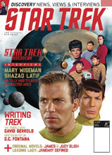 Image: Star Trek Magazine #69 (newsstand cover) - Titan Comics