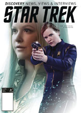 Image: Star Trek Magazine #69 (Previews exclusive cover) - Titan Comics