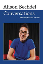 Image: Alison Bechdel: Conversations SC  - University Press of Mississipp
