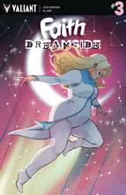 Image: Faith: Dreamside #3 (cover A - Sauvage) - Valiant Entertainment LLC