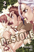 Image: Dr. Stone Vol. 02 GN  - Viz Media LLC