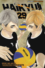 Image: Haikyu!! Vol. 29 GN  - Viz Media LLC