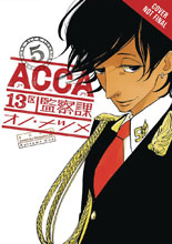 Image: Acca 13 Territory Inspection Dept. Vol. 05 GN  - Yen Press