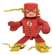 Image: DC Comics Vinimate: Flash  - Diamond Select Toys LLC