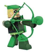 Image: DC Comics Vinimate: Green Arrow  - Diamond Select Toys LLC