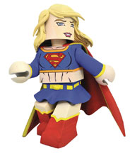 Image: DC Comics Vinimate: Supergirl  - Diamond Select Toys LLC