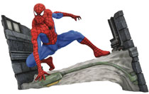 Image: Marvel Gallery PVC Figure: Spider-Man  (Comic) - Diamond Select Toys LLC