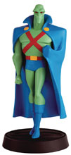 Image: DC Justice League The Animated Series Figure Collectible Series 1 #6 (Martian Manhunter) - Eaglemoss Publications Ltd
