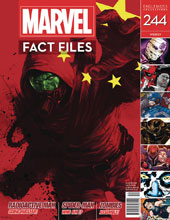 Image: Marvel Fact Files #244 (Radioactive Man cover) - Eaglemoss Publications Ltd