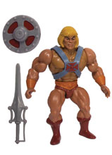 Image: Master of the Universe Vintage Action Figure: He-Man  (5.5-inch) - Super 7