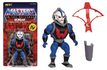 Image: Masters of the Universe Vintage Action Figure: Hordak  - Super 7