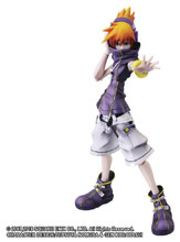 Image: World Ends with You Action Figure: Final Remix Bring Arts - Neku Sakuraba  - Square Enix Inc