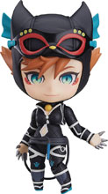 Image: Batman Ninja Nendoroid Action Figure: Catwoman  (Ninja version) - Good Smile Company
