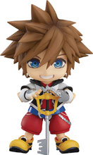 Image: Kingdom Hearts Nendoroid Action Figure: Sora  - Good Smile Company