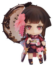 Image: Onmyoji Nendoroid Action Figure: Kagura  - Good Smile Company