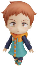 Image: Seven Deadly Sins Nendoroid Action Figure: Revival King  - Good Smile Company