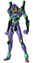 Image: Revoltech Evangelion Action Figure: Evolution EV-001  (Unit-01) - Passage Trading Co., Ltd