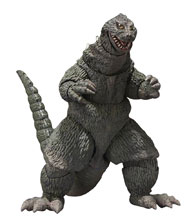 Image: Godzilla S.H. Monsterarts Action Figure: King Kong vs. Godzilla 1962  - Tamashii Nations