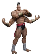 Image: Storm Collectibles Action Figure: Mortal Kombat Goro  - Storm Collectibles
