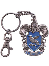Image: Harry Potter Crest Keychain: Ravenclaw  - Noble Collection