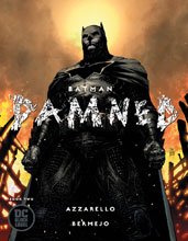 Image: Batman: Damned #2 (variant cover - Jim Lee) - DC Comics