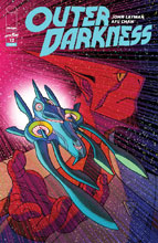 Image: Outer Darkness #12 - Image Comics