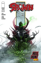 Image: Spawn #303 (cover A - Mattina) - Image Comics